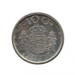 Coin Spain 100 Pesetas Year 1992 King Juan Carlos I Uncirculated