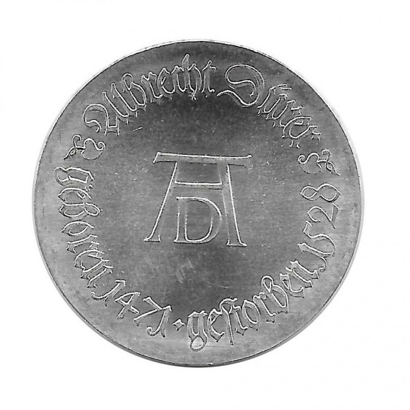 Coin 10 Marks German Democratic Republic DDR Albrecht Dürer Year 1971