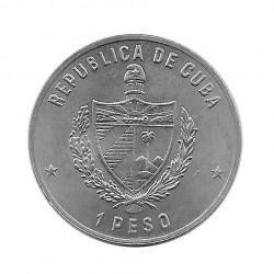Moneda 1 Peso Cuba Almiqui Año 1981 | Tienda Numismática Online ALOTCOINS
