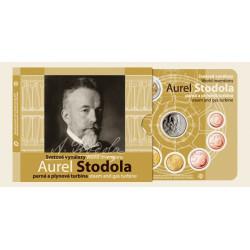 Coin Set Slovakia Year 2019...