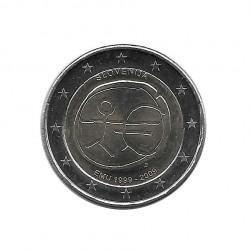Gedenkmünze 2 Euro Slowenien EMU Jahr 2009 | Numismatik Online - Alotcoins