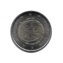 Gedenkmünze 2 Euro Spanien EMU Jahr 2009 | Numismatik Online - Alotcoins