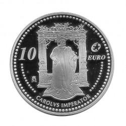 Moneda 10 Euros España Carolus Imperator Año 2006 | Numismática Española - Alotcoins