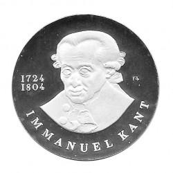 Moneda 20 Marcos Alemanes DDR Immanuel Kant Año 1974 | Numismática Online - Alotcoins