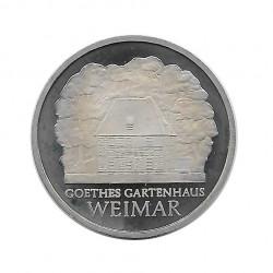 Coin 5 German Marks GDR Goethe's Garden House Weimar Year 1982 | Numismatics Online - Alotcoins