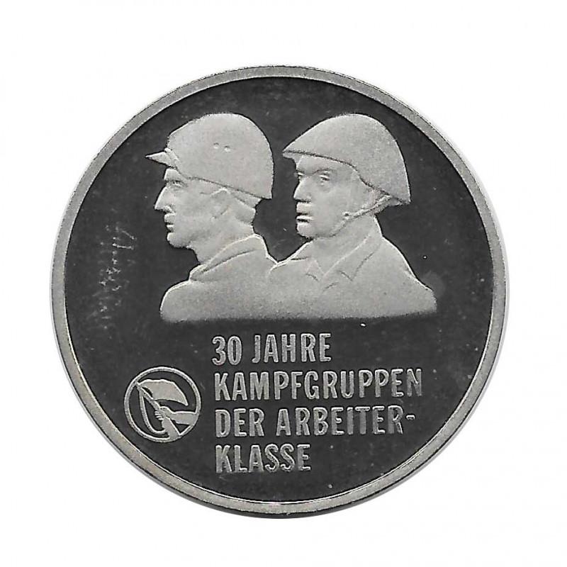 Moneda 10 Marcos Alemanes DDR Grupos Combate Año 1983 | Numismática Online - Alotcoins