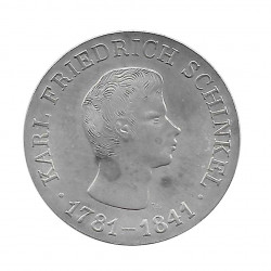 Coin 10 German Marks GDR Karl Friedrich Schinkel A Year 1966 | Numismatics Online - Alotcoins
