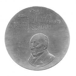 Silbermünze 20 Deutsche Mark DDR Reichsfreiherr vom Stein Jahr 1981 | Numismatik Online - Alotcoins