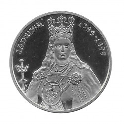 Coin 500 Złotych Poland Jadwiga Year 1988 | Numismatics Online - Alotcoins
