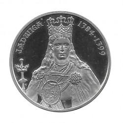Münze 500 Złote Polen Jadwiga Jahr 1988 | Numismatik Online - Alotcoins