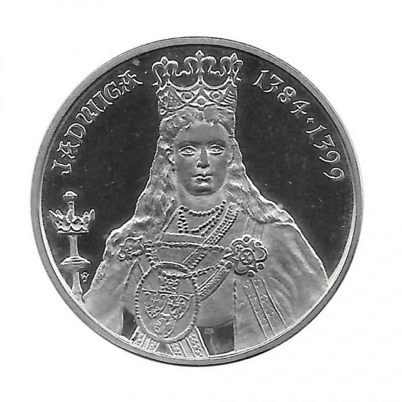 Moneda 500 Zlotys Polonia Jadwiga Año 1988 | Numismática Online - Alotcoins
