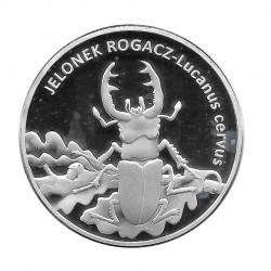 Münze 20 Złote Polen Hirschkäfer Jahr 1996 | Numismatik Online - Alotcoins