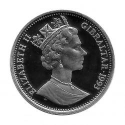 Coin 14 ECUs Gibraltar Winston Churchill Year 1993   Numismatics Online - Alotcoins