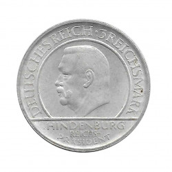 Coin 3 Reichsmarks Germany 10th Anniversary Weimar D Year 1929 2 | Numismatics Online - Alotcoins