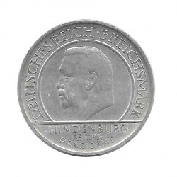 Coin 3 Reichsmarks Germany 10th Anniversary Weimar A Year 1929 2 | Numismatics Online - Alotcoins