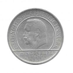 Moneda 3 Reichsmarks Alemanes 10º Aniversario Weimar A Año 1929 2 | Numismática Online - Alotcoins