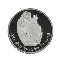 Coin 5 German Marks GDR Wartburg Castle Year 1982   Numismatics Online - Alotcoins