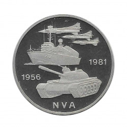 Coin 10 German Marks GDR NVA Year 1981 | Numismatics Online - Alotcoins