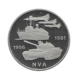 Münze 10 Deutsche Mark DDR NVA Jahr 1981 | Numismatik Online - Alotcoins