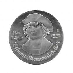 Moneda 5 Marcos Alemanes DDR Tilman Riemenschneider Año 1981 | Numismática Online - Alotcoins