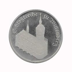 Münze 5 Deutsche Mark DDR Schlosskirche Wittenberg Jahr 1983 A | Numismatik Online - Alotcoins