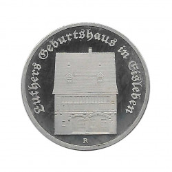 Coin 5 German Marks GDR Martin Luther Year 1983 A | Numismatics Online - Alotcoins