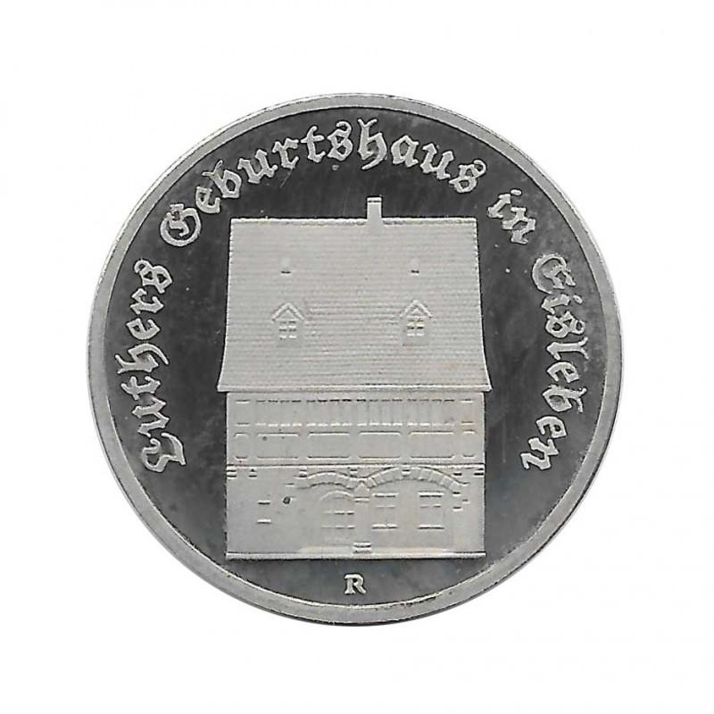 Moneda 5 Marcos Alemanes DDR Martin Lutero Año 1983 A | Numismática Online - Alotcoins
