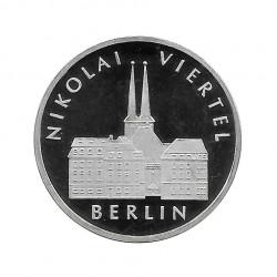 Coin 5 German Marks GDR Nikolaiviertel Berlin Year 1987 A | Numismatics Online - Alotcoins