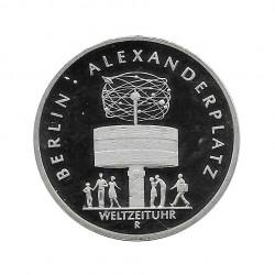 Münze 5 Deutsche Mark DDR Alexanderplatz Berlin Jahr 1987 A | Numismatik Online - Alotcoins