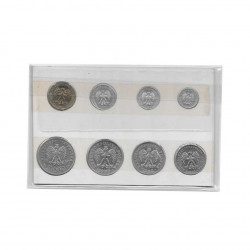 Zloty Coin Set Poland Year 1990 2 | Numismatics Online - Alotcoins