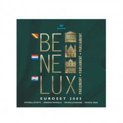BENELUX Euromünzen Set Luxemburg 2005 Offizielle Ausgabe | Numismatik Online - Alotcoins