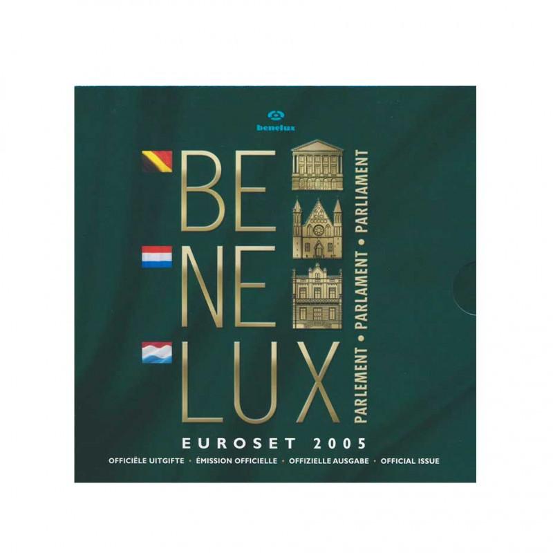 BENELUX Euroset Monedas Euro Luxemburgo Año 2005 Edición Oficial | Numismática Online - Alotcoins