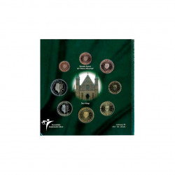 BENELUX Euroset Coins Euro Luxemburg Year 2005 Official Edition 4 | Numismatics Online - Alotcoins