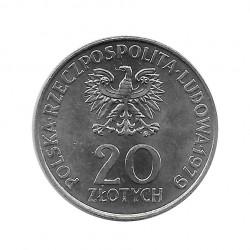 Moneda 20 Zlotys Polonia Año internacional Niño Año 1979 2 | Numismática Online - Alotcoins
