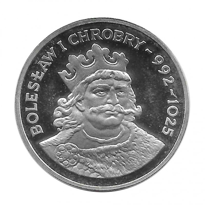 Coin 200 Złotych Poland Bolesław I Chrobry Year 1980 | Numismatics Online - Alotcoins