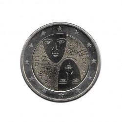 Moneda 2 Euros Conmemorativa Finlandia Sufragio Universal Año 2006 | Numismática Española - Alotcoins