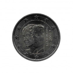 Commemorative Coin 2 Euros Luxembourg Charlotte's Accession Year 2009 | Numismatics Online - Alotcoins