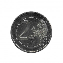 Moneda 2 Euros Conmemorativa Finlandia Banco Nacional Año 2011 2 | Numismática Española - Alotcoins