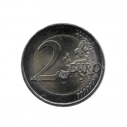 Moneda 2 Euros Conmemorativa Luxemburgo Castillo Berg Año 2008 2 | Numismática Española - Alotcoins