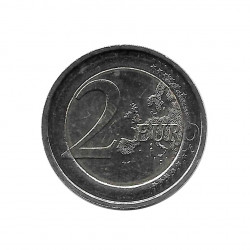 Commemorative Coin 2 Euros Belgium Queen Elizabeth Music Competition Year 2012 2 | Numismatics Online - Alotcoins