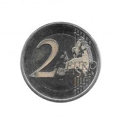 Moneda 2 Euros Finlandia 90 Años Independencia Año 2007 2 | Tienda Numismática - Alotcoins