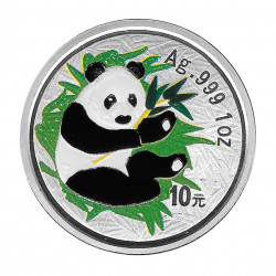 Münze 10 Yuan China Panda...