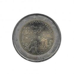 Gedenkmünze 2 Euro Frankreich Musiktag Jahr 2011 | Numismatik Store - Alotcoins