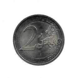 Gedenkmünze 2 Euro Luxemburg Tod Wilhelms IV Jahr 2012 2 | Numismatik Store - Alotcoins