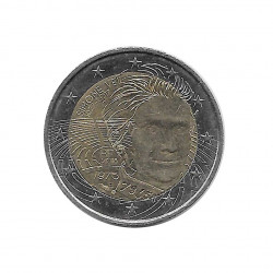 Commemorative Coin 2 Euros France Simone Veil Year 2018 | Numismatics Store - Alotcoins