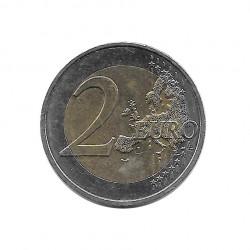 Gedenkmünze 2 Euro Frankreich Simone Veil Jahr 2018 2 | Numismatik Store - Alotcoins