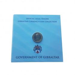 Pack Coins Pounds Pence Gibraltar Year 2011 | Numismatics Shop - Alotcoins