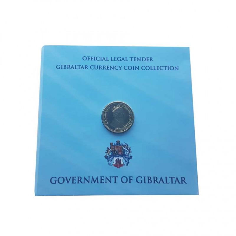 Pack Coins Pounds Pence Gibraltar Year 2011 | Numismatics Shop - Alotcoins
