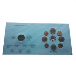 Set de Monedas Libras Gibraltar Año 2010 2 | Tienda Numismática - Alotcoins