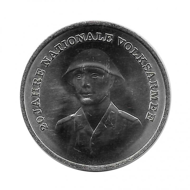 Moneda 10 Marcos Alemania DDR Ejército Popular Nacional Año 1976 | Tienda Numismática - Alotcoins